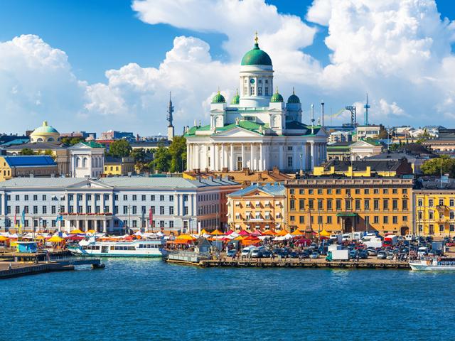 Frente marítimo de Helsinki