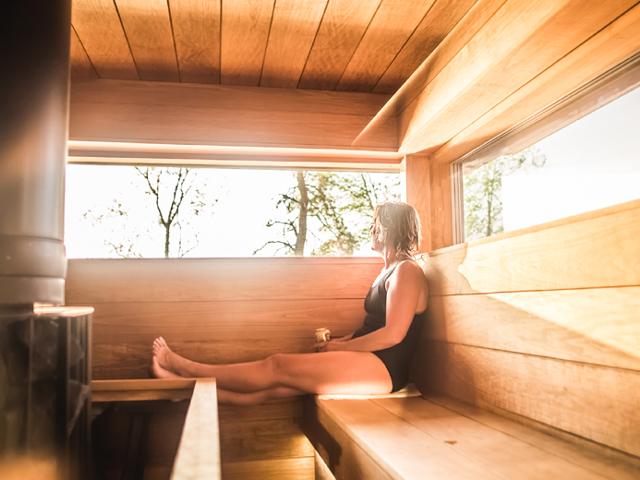 Sauna finlandesa © Laura Vanzo, Visit Tampere
