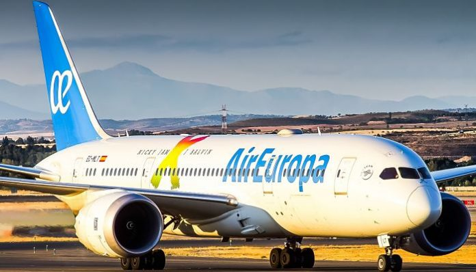 AIR EUROPA SE AFIANZA EN COLOMBIA