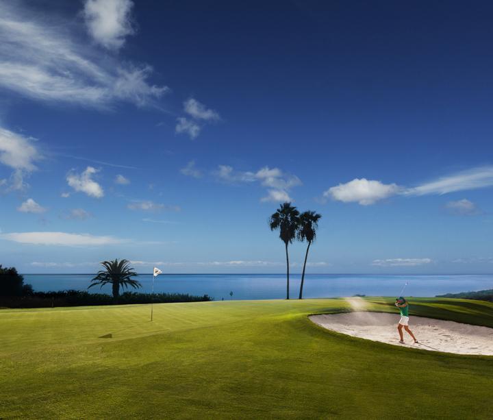 Campo de golf de Costa Adeje