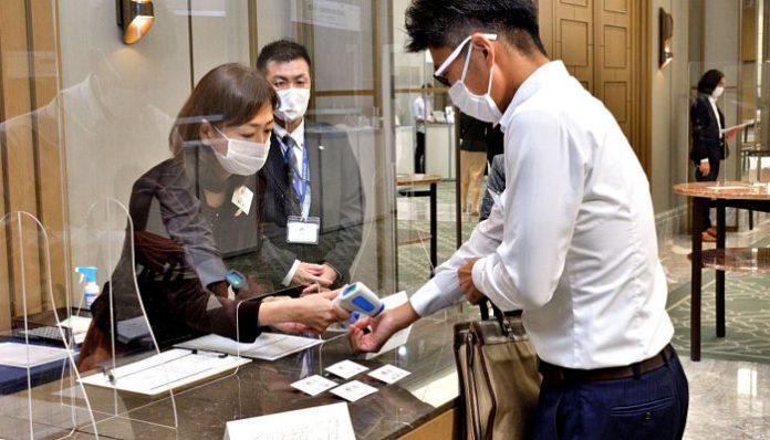 JAPÓN ACOGE YA EVENTOS CON HASTA 5.000 ASISTENTES