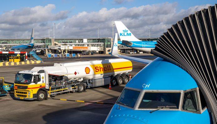 KLM APUESTA POR EL COMBUSTIBLE SOSTENIBLE