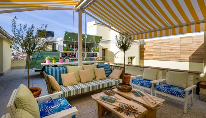 VINCCI HOTELES PRESENTA 'OPEN AIR EVENTS'